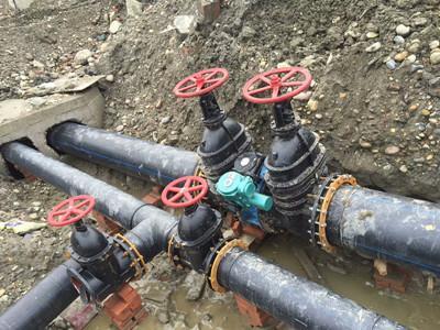 PE给水管道水压试验过程中没有排出管内气体会怎样?
