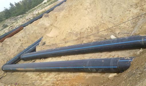 DN100pe给水管可以接受多大的压力