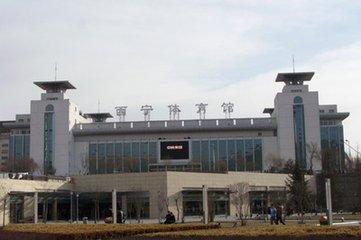 青海省体育馆pe管材管件工程案例