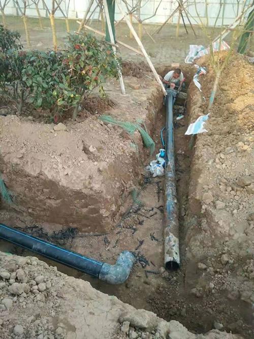 pe给水管淳化县年农村饮水安全巩固提升工程