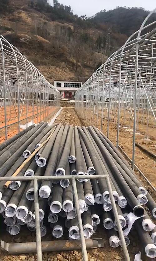 柞水县自来水供给PE给水管材工程
