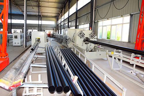 厂家详解常见的PE管材十二大质量问题及解决方法