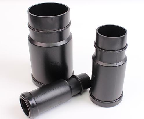 恒兴管业,PE给水管伸缩节用途和安装