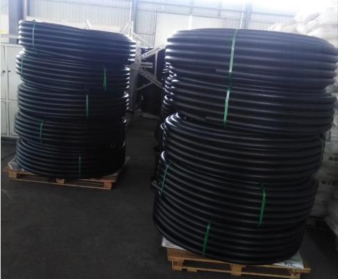 PE给水管材用于远距离大排量埋地给水工程