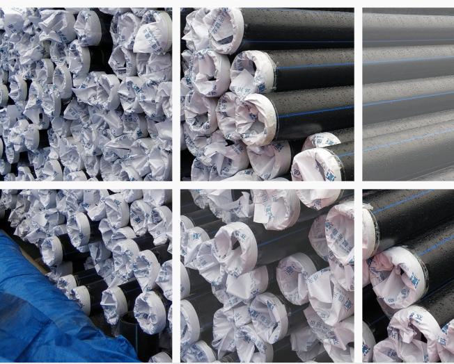 PE管材球阀热熔对接的基本应用方法
